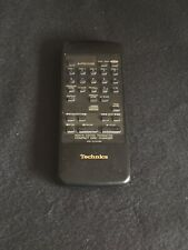 Technics Rak-Sl002Wh Remote Control Compact Disc Changer-Tested