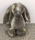 "Jellycat Bashful WOODLAND BABE Bunny Plush 12"" Stuffed Animal Medium CTM3B"