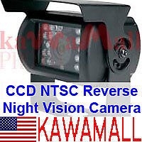 "Reverse Camera 120D Infra Red 15m night vision .33"" Ccd"