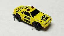 Tyco TCR Command Control '79 Mustang Jam Car In Great Condition Free S&H