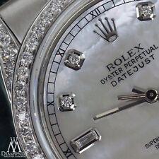 Relojes de pulsera unisex automático de acero inoxidable
