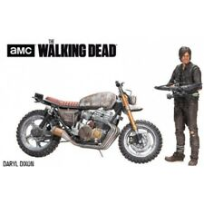 McFarlane Toys The Walking Dead TV Daryl Dixon With Custom Bike De Japan IMPORT