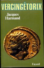VERCINGETORIX - Jacques Harmand 1984