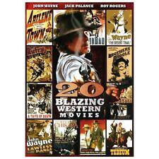 20 Blazing Western Movies DVD