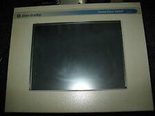 Allen Bradley 6181P-10TS2KH Series A Industrial Computer Fault light