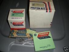NOS Yamaha MX175 Piston Kit STD 455-11630-01