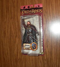 HAMA ROYAL GUARD OF ROHAN! Lord of the Rings LOTR Two Towers TT Toy Biz RARE!!