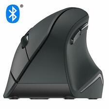 Humancentric Wireless Ergonomic Mouse – Bluetooth Vertical Mouse With Adjustab