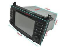 AUTORADIO 2 din GPS PER MERCEDES W203 CLASSE C Canbus 2005 bluetooth mappe dvd