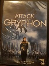 Attack Of The Gryphon DVD MOVIE Amber Benson Larry Drake Jonathan LaPaglia sf