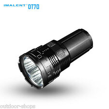 2017 NEW IMALENT DT70 CREE XHP70 16000 Lumens 700 Meters USB Charge fashlight