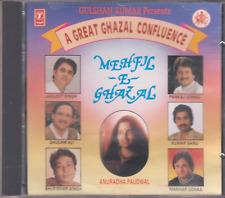 Mehfil e Ghazal - jagjit Singh,Ghulam Ali,Pankaj Udhas [Cd] 1st Edition