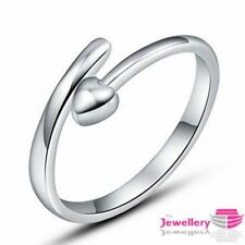 Unbranded Heart Wrap Costume Rings