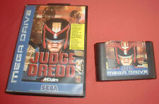 Megadrive 1 & 2 Judge Dredd [PAL] Sega *JRF*