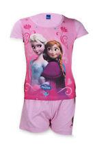 Pyjamas rose Disney pour fille de 3 à 4 ans
