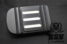 Quello del freno per tutti i modelli Harley Davidson 3d-cut NERO Softail Touring Dyna