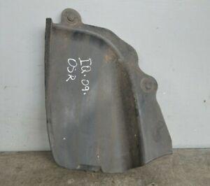 Toyota IQ Bumper Seal Panel Right Rear 52591-74010 2009 IQ 3 Door Hatchback
