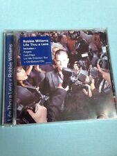 Robbie Williams - Life Thru a Lens (2006). Angels; Let Me Entertain You. Etc