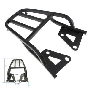 Motorcycle Rear Shelf Travel Refitted Box Tool Tail Fin Luggage Rack Extension