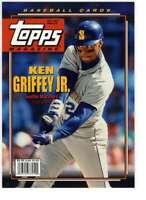Ken Griffey Jr. 2019 Topps Archives Magazine 5x7 #TM-5 /49 Mariners