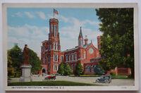 Washington DC Postcard Smithsonian Institution 1915-1930