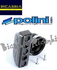 2184 - CAJA FILTRO POLINI CARBURADOR 19 VESPA 50 SPECIAL R L N PK S XL