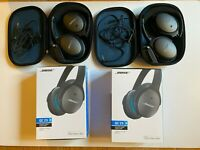 Two Bose QuietComfort 25 Noise Cancelling Headphones QC25 - Little usage
