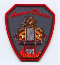 Lewiston Fire Department Truck 2 Patch Maine ME Airborne Division Yosemite Sam