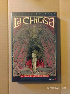 La Chiesa (1989) Cofanetto Limited Ed. Numerata 500 copie