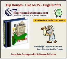 How To Profitably Flip Houses - Like On TV