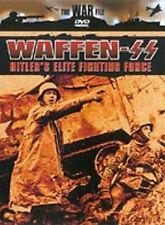 DVD:THE WAR FILE - WAFFEN SS - NEW Region 2 UK