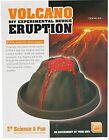 Volcano Kit Experimental Eruption is Great Fun DIY Toys Gift scientific method