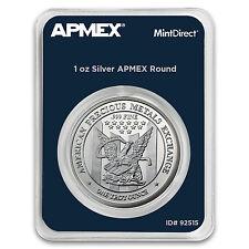 1 oz Silver Round - APMEX (in TEP Package) - SKU #92515