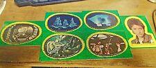 alien topps sticker cards x6 1979 very rare nostromo ripley veronica cartwright
