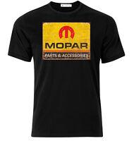 Mopar IV - Graphic Cotton T Shirt Short & Long Sleeve