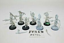 Warmaster Eldar Howelling Banshees Metal - JYS19