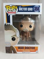 Television Funko Pop - War Doctor - Doctor Who - No. 358
