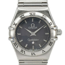 OMEGA Constellation Mini 1562.40 gray Dial Quartz Ladies Watch K#98886