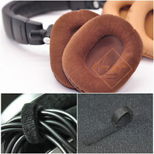 Brown Gold Ear Pad Cushion For ATH-M50 M50S M50X M40 M40S M40X Headphone EarMuff