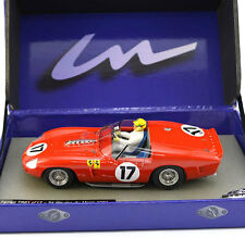 LeMans Miniatures Ferrari 250 TR61 #17 Le Mans 1961 Slot Car 1/32 132067
