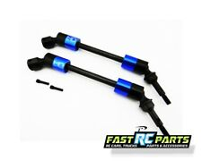 Hot Racing Traxxas 1/10 Summit Front Rear Steel CVD Driveshafts Axles RVO288E06