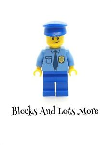 Lego Juniors - Police Man Officer Figure From 10675 Police The Big Escape Set