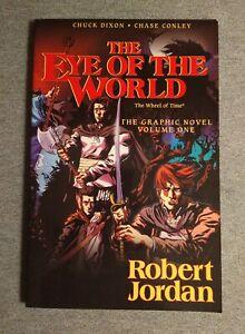 Eye Of The World -The Wheel of Time - Graphic Novel Vol.1 Robert Jordan (2011)