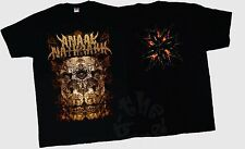 ANAAL NATHRAKH - British extreme metal band - T-shirt sizes S to 6XL