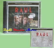 CD ANDREA MORRICONE Raul diritto di uccidere o.s.t. SIGILLATO (Xi2)no lp mc dvd