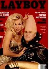 Play Boy Magazine With Pamela Anderson And Dan Aykroyd