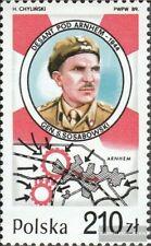 Polen 3223 (kompl.Ausg.) postfrisch 1989 Einsätze im Zweiten Weltkrieg