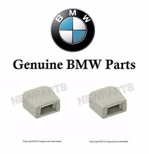 BMW E10 E12 E21 E23 E24 E28 BAV Set of 2 Door Latch Buffers Genuine Brand New