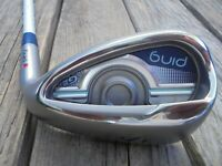Ladies Women's Ping G Le Red Dot Irons, Single S Sand Wedge Golf Club Right Hand