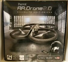 Parrot AR Drone 2.0 Elite Edition Snow Camo HD Camera, New & Sealed